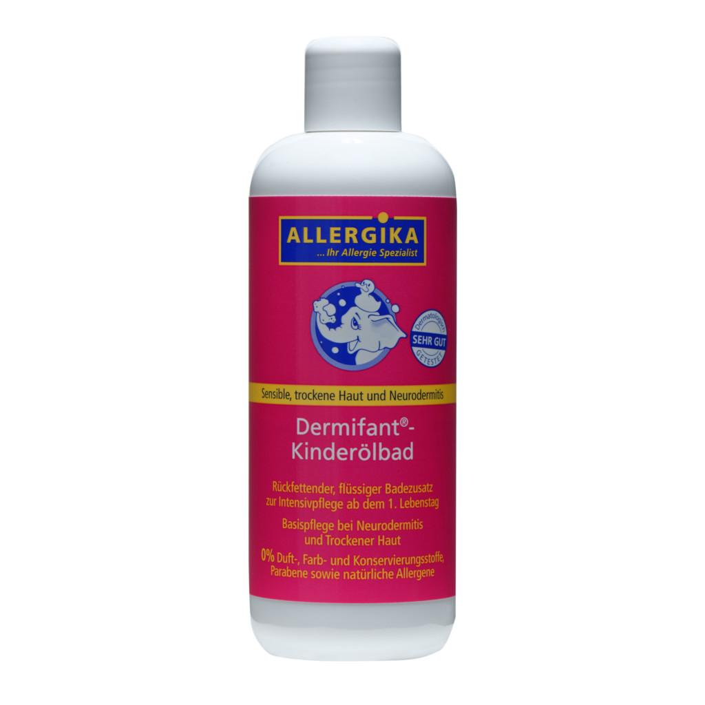 Dermifant®-Kinderölbad  500ml