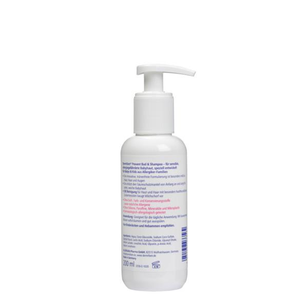 Dermifant Prevent Bad und Shampoo