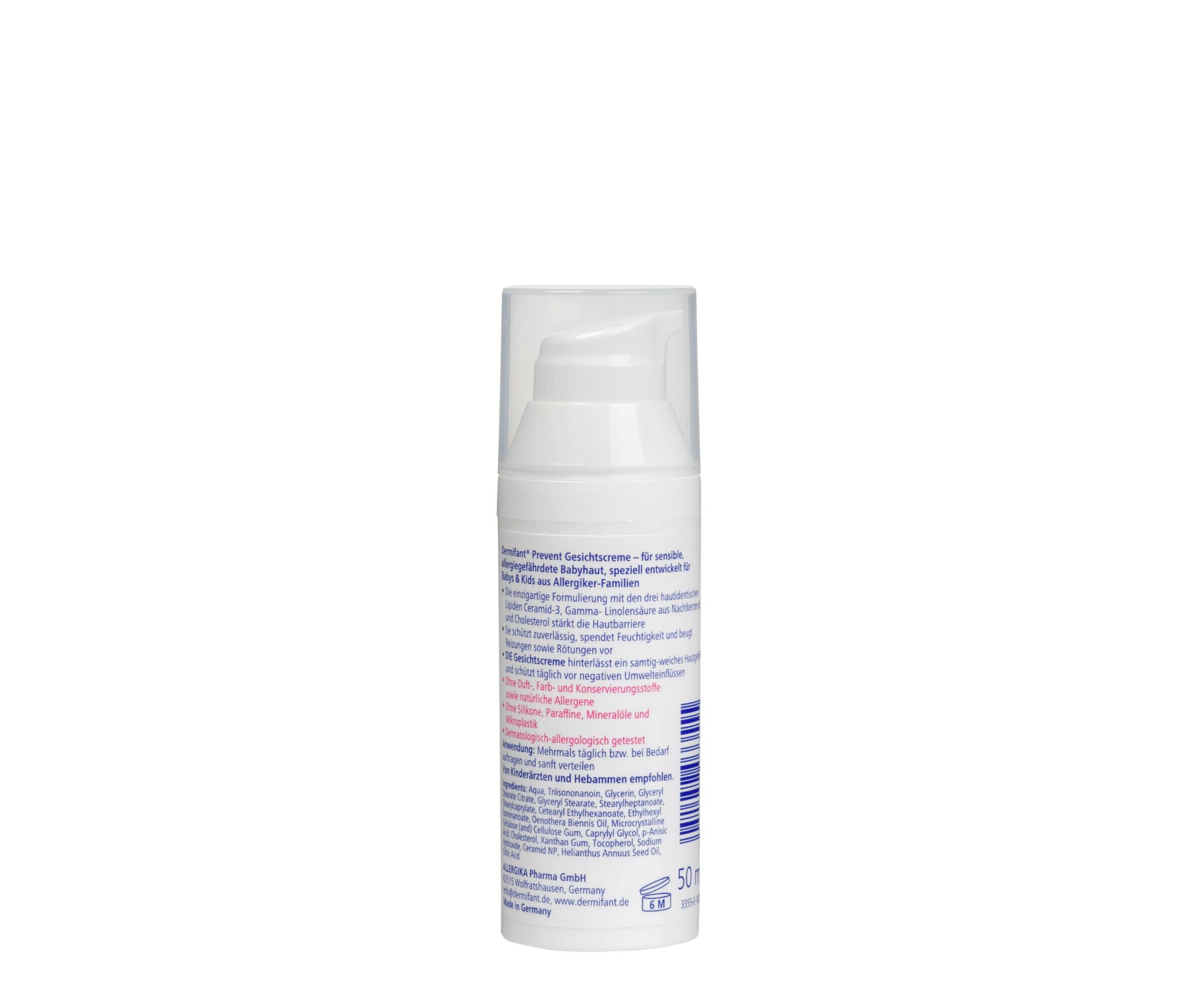 Dermifant Prevent Gesichtscreme