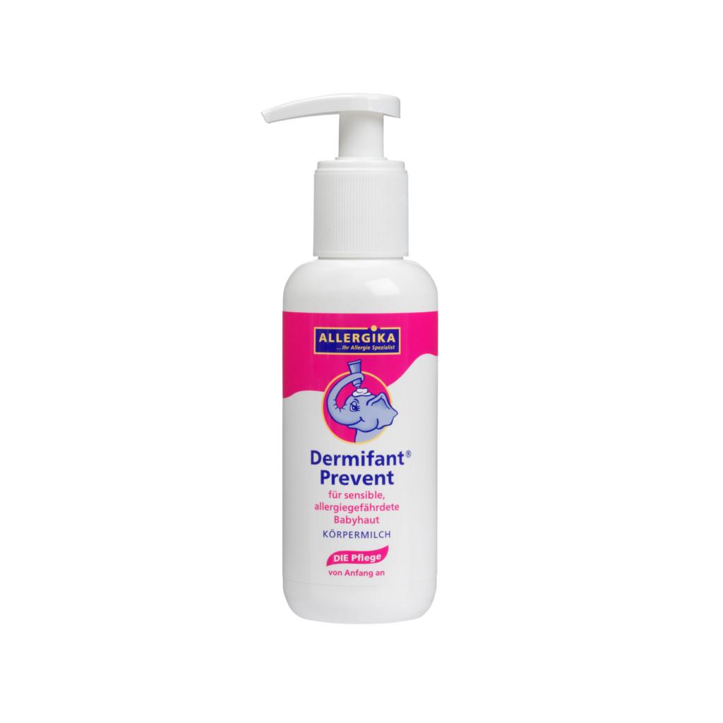 Dermifant® Prevent Körpermilch 200 ml