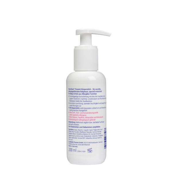 Dermifant Prevent Körpermilch