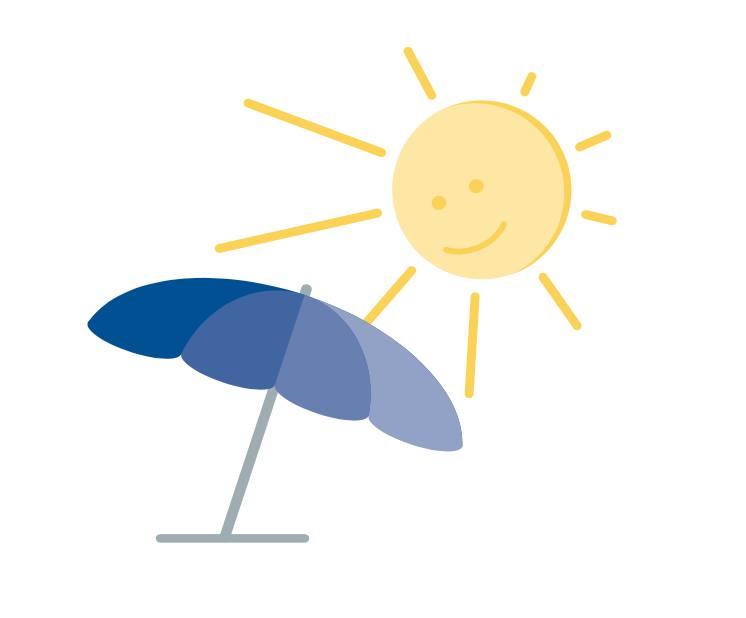 Sonne Sonnenschutz Sonnenschirm
